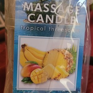 Tropical Massage Candle